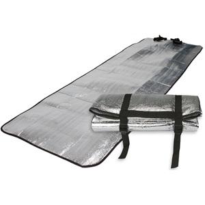 21BB - Strandmatte Aluminium