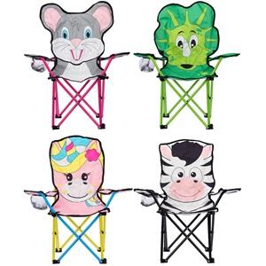 21DW - Vouwstoel Junior • Animal Comic II •