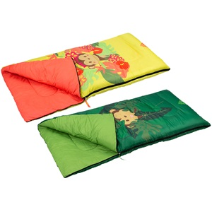 21NU - Sleeping bag Junior • Jungle •