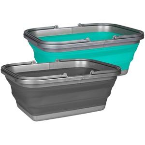 21WM - Abwaschschüssel Faltbar • 16 Liter •
