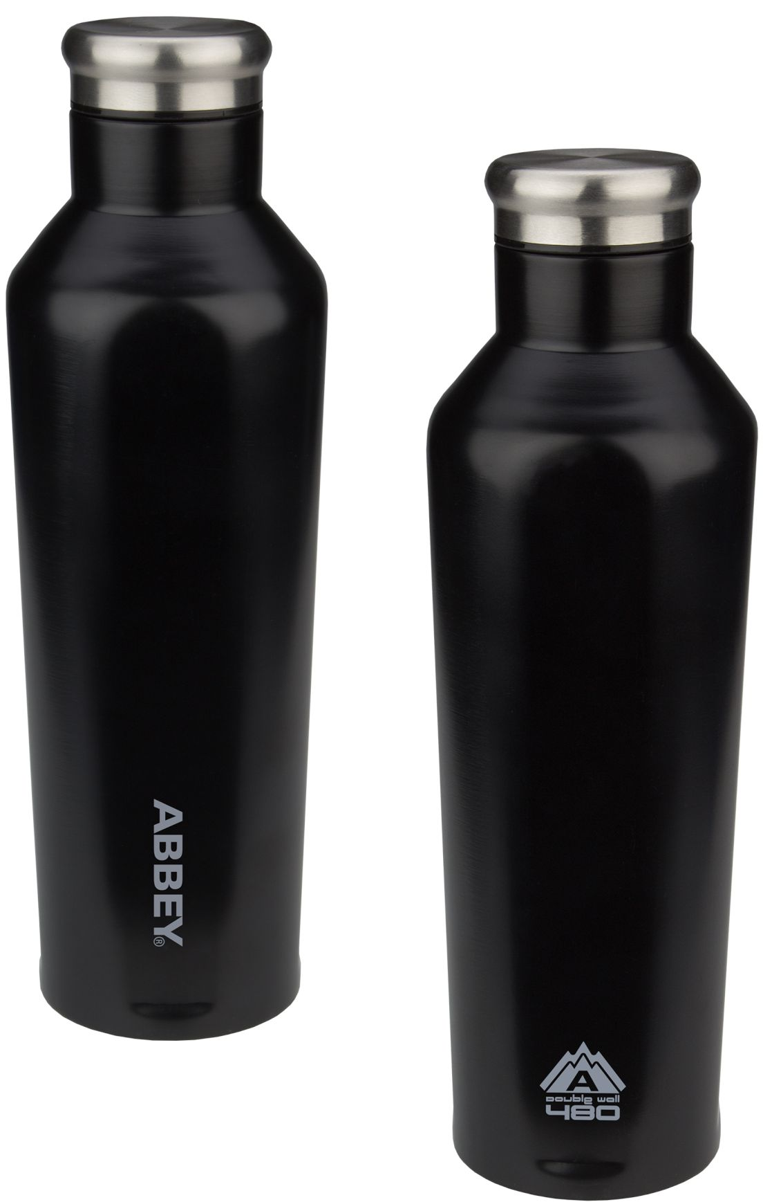 Drinkfles Dubbelwandig Godafoss • 0.48 Liter •