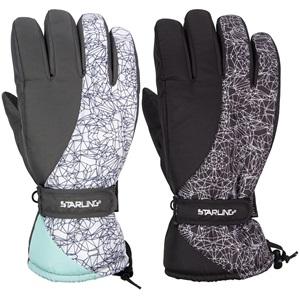 0409 - Ski Gloves Taslan Sr • Noël •