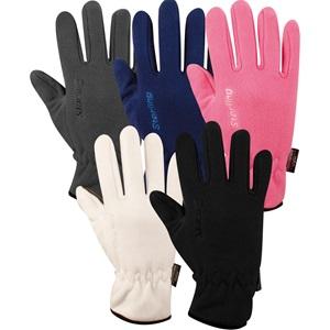 0592 - Handschuhe Fleece Sr • Snowflake •