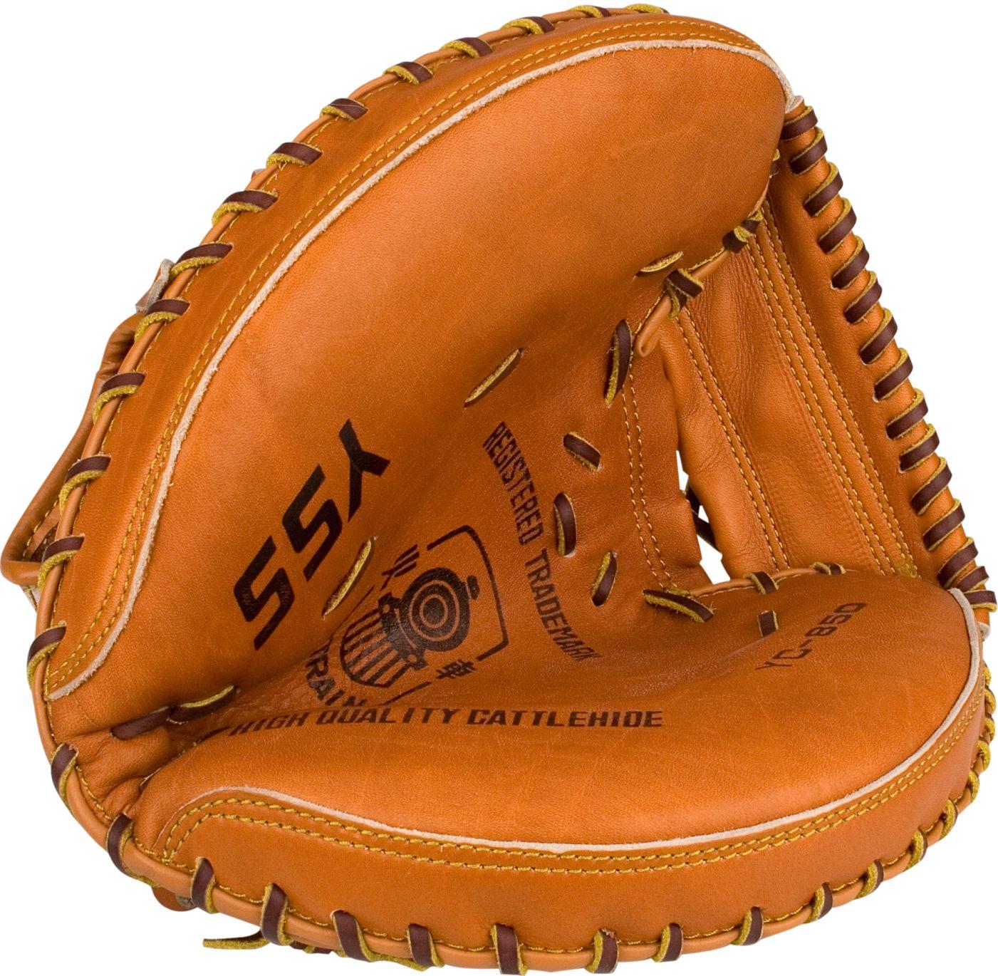 Honkbalhandschoen  Catcher • Links Sr •
