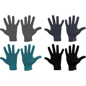5074 - Handschuhe Gestrickt Gleitschutz Senior • Jaimy •