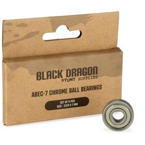 52LJ - Bearings ABEC 7 Chrome 8pcs