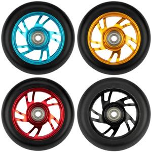 52LK - Stunt Scooter Wheel Set • Spoked Alu •