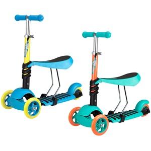 52MT - Dreiroller mit verstellbarem Sitz • Tri-Surfer Mini •