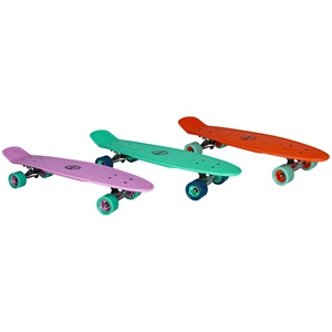 "52NH - Plastic Skateboard 28"" • Flipgrip-board •"