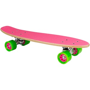 "52NL - Skateboard 22.5"" Wood • Free Flip Board •"
