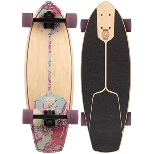 52NN - Cruiser Longboard Kicktail • Born to Hula •