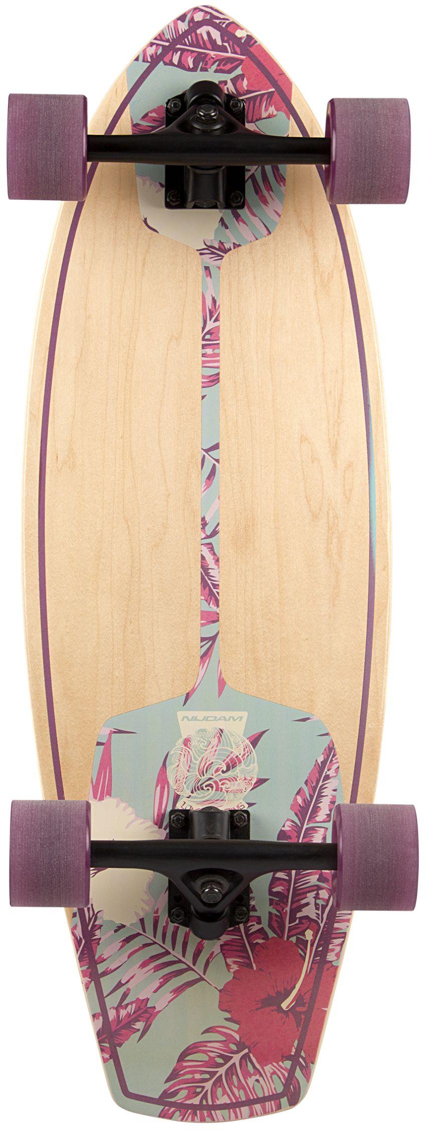 Cruiser Longboard Kicktail • Born to Hula •