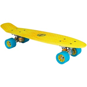 "52NO - Plastic Skateboard 22.5"" • Splash Dye •"