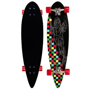 "52OR - Longboard 36"" Pintail • Tropical Funk •"