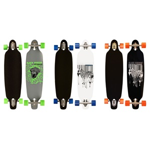"52OS - Longboard 36"" Drop-through • Jungle Fever •"