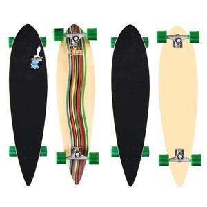 "52OW - Longboard 39"" Pintail • Green Vortex •"