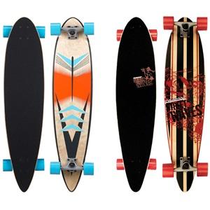 "52OY - Longboard 39"" Pintail • Street Waves •"