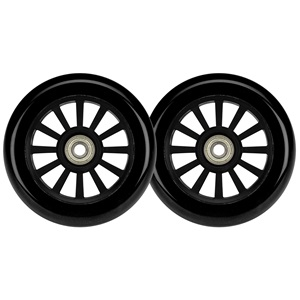 52PS - Wheel Set for Stunt Scooter • Plastic Spoked Wheel •