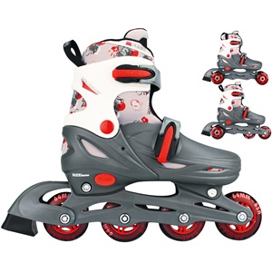 52QM - Inline Junior 3-in-1 Adjustable • Hardboot •