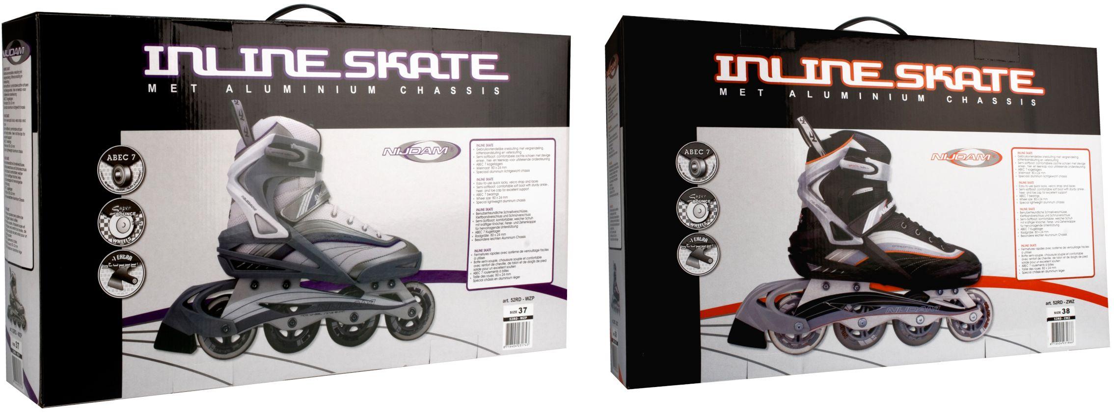 Inlineskates • Semi-Softboot •