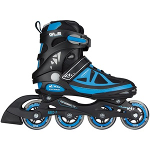 52RE - Inlineskates PP Schiene • Semi-Softboot •