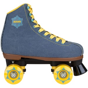 52RP - Retro Rollerskates • Denim Rebel •