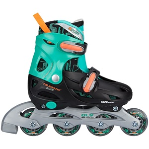 52SB - Inline Skates Junior Adjustable • Hardboot •