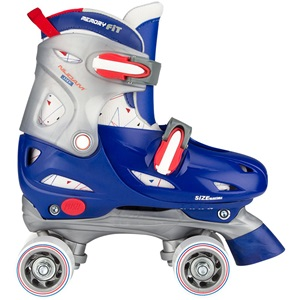 52SD - Roller Skates Junior Adjustable Hardboot • Roller Rage •