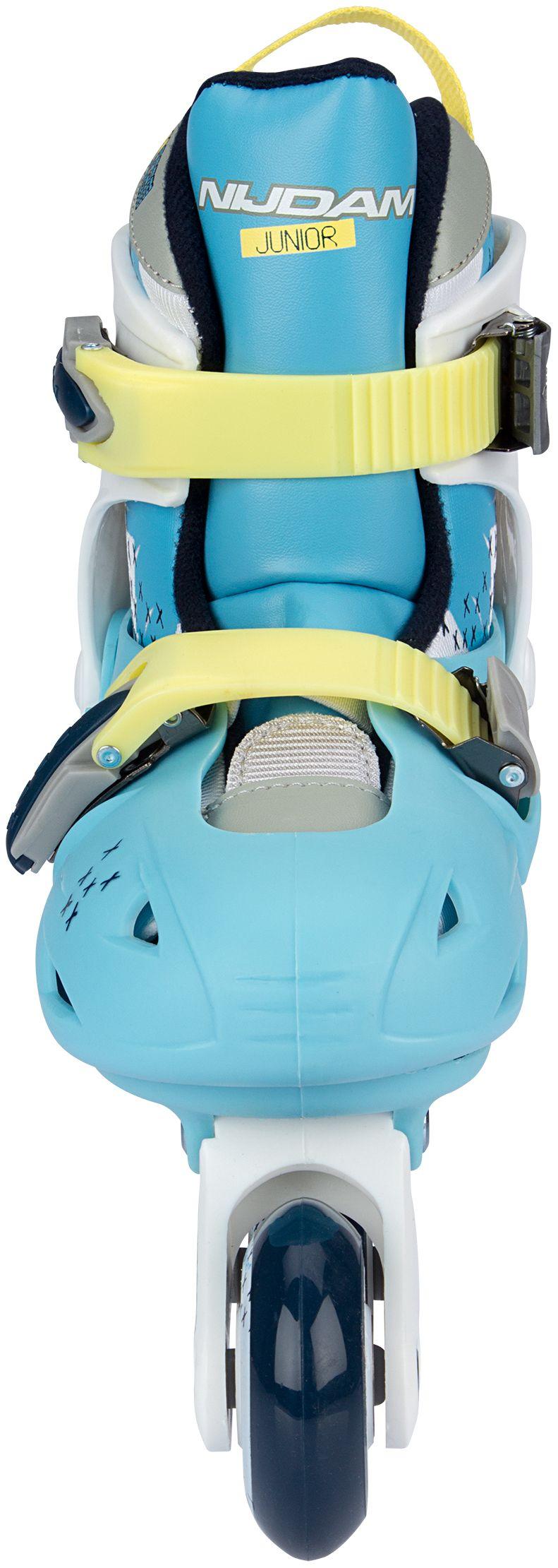 Inlineskates Junior Verstelbaar • Hardboot • Sunny Blue •