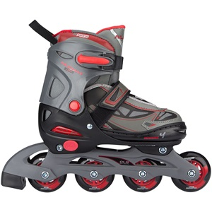 52SK - Inline Skates Junior Adjustable • Semisoft Boot • Thunder •