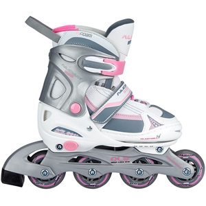 52SO - Inline Skates Girls Adjustable • Semisoft Boot •