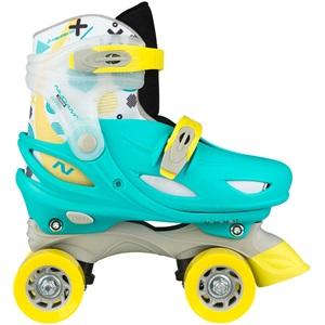 52ST - Rollerskates Junior Verstellbar Hardboot • Rally Roller •
