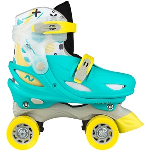 52ST - Roller Skates Junior Adjustable Hardboot • Rally Roller •