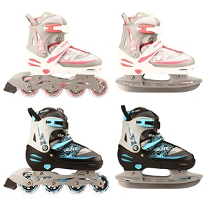 52SZ - Skate/Schaats Combo • Semi-Softboot •