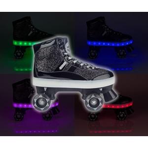 52TA - Rolschaatsen Flashing • Glitter and Glamour •