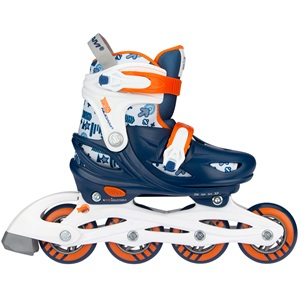 N20AA01 - Inline Skates Adjustable - Traffic Racer