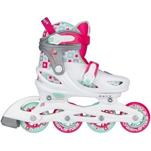 N20AA02 - Inline Skates Adjustable - Sk8 Star