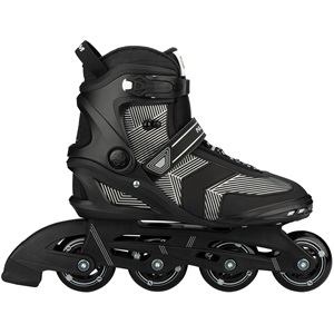 N20AG01 - Inline Skates Advanced - Geo Glitz