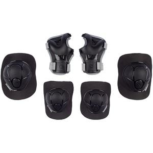 N61EC01 - Skate Protector Set Kids - Neo Nero