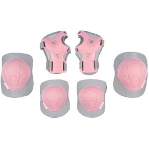 N61EC02 - Skate Protector Set Kids - Concrete Rose