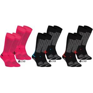 0248 - Ski Socks Jr • 2-Pack • Fernie •