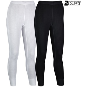 0709 - Thermobroek Dames • 2-Pack •