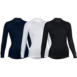 0721 - Thermoshirt Lange Mouw • Dames •