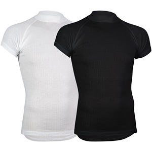 0722 - Thermal Shirt Short Sleeve • Men •