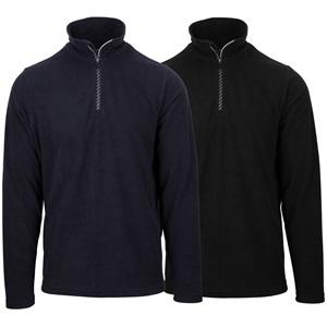 0745 - Fleece Pullover • Herren •
