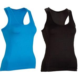 33HH - Ärmelloses Unterhemd für Fitness