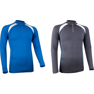 33ME - Sportshirt Lange Mouw • Dik Materiaal •