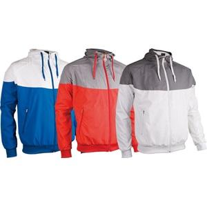 43JC - Sports Jacket with Hood