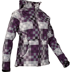 43KY - Softshell Jacket with Hood • Women •