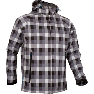 43KZ - Softshell Jacket with Hood • Men •